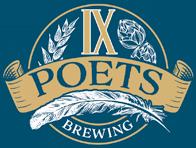 IX Poet Brewing Logo